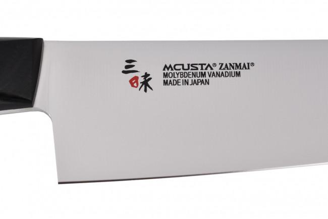 Mcusta HBB6004M - Modern Molybdenum Gyuto 180mm