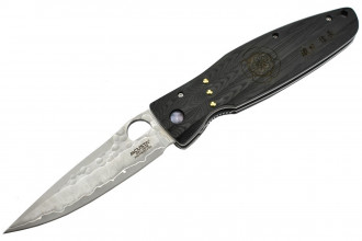 Mcusta SERIE MC-181G - SPG2 blade micarta handle