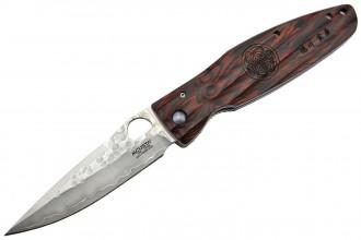 Mcusta MC-183G Shogun SPG2 Pakka Wood red