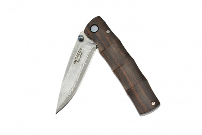 Mcusta MC-74DI Take - Ironwood handle