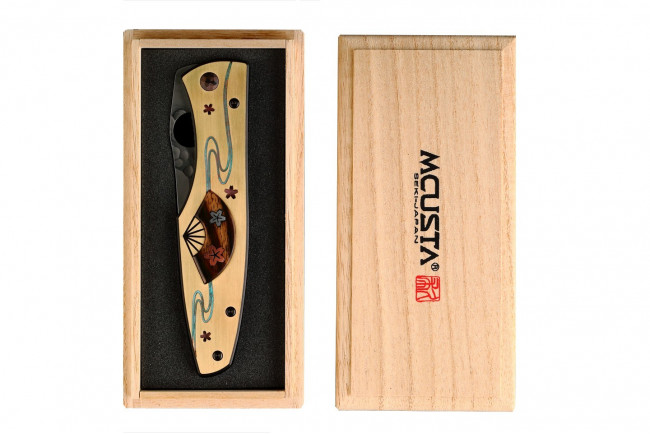 Mcusta MCPV-003 Platinum Label Spring model